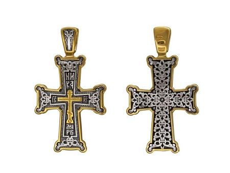 Крест нательный Голгофа 101.092