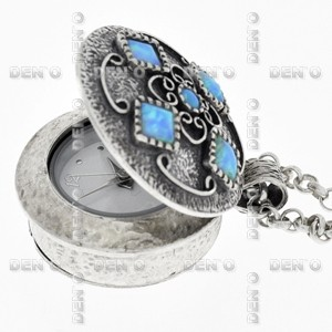 Часы из серебра Deno SNW3251OP