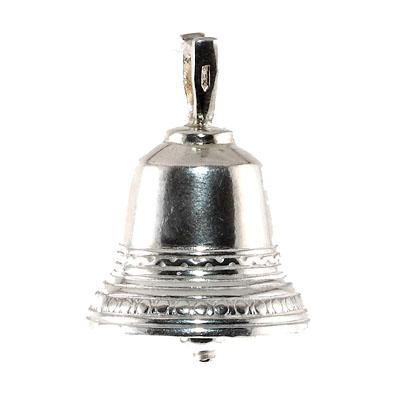 Серебряная подвеска-оберег Узор Утум ПO020