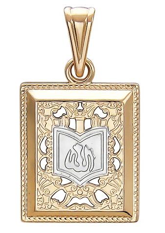 Подвеска из золота 01П011552