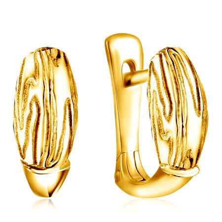Серьги золотые 01С0310171