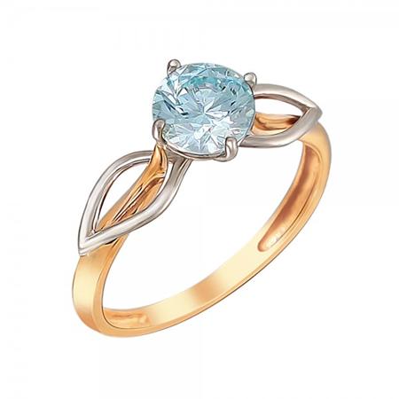 Кольцо золотое 01К2610857-1