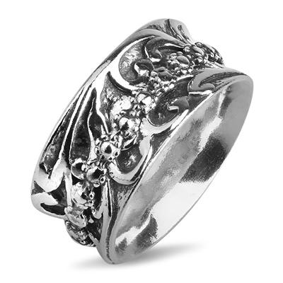 Серебряное кольцо Yaffo TZR448