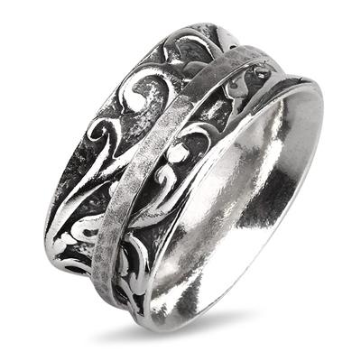 Серебряное кольцо Yaffo TZR447