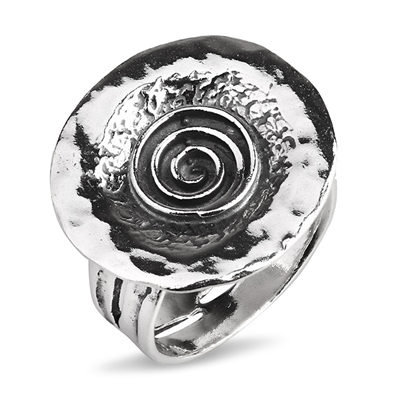 Серебряное кольцо Yaffo TZR287