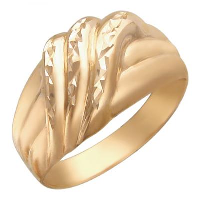 Перстень печатка из золота 01Т712139