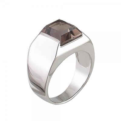 Перстень печатка из серебра 01Т352203-2