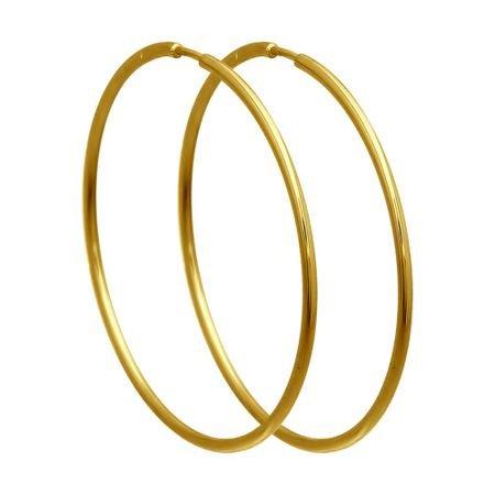 Серьги из желтого золота SOKOLOV 140001-2