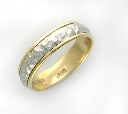 Обручальное кольцо из золота К9О061209Р
