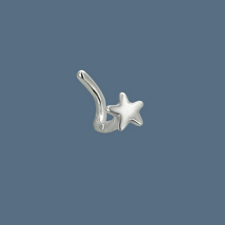 Пирсинг из серебра Р3И0506007