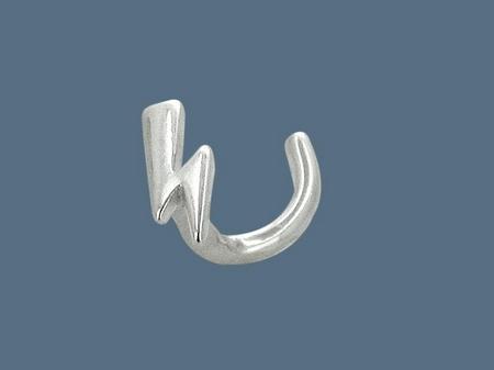 Пирсинг из серебра Р3И0506019