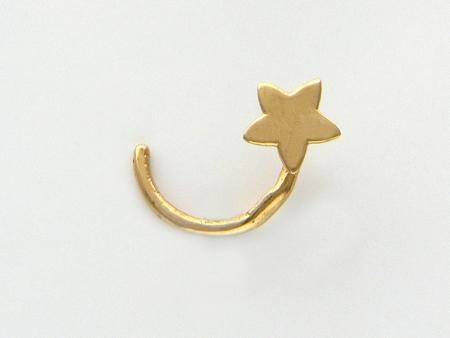 Пирсинг из золота 07И015413