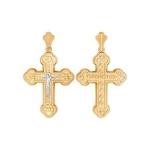 Крест из золота 121344