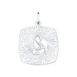 Подвеска «Знак зодиака Скорпион» из серебра 94030865