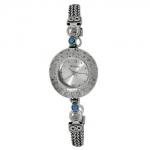 Часы Deno из серебра с бирюзой 01W660TQ