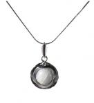 Колье Deno из серебра с лунным камнем MVN1312MS