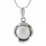 Колье Deno из серебра с жемчугом MVN1584PL