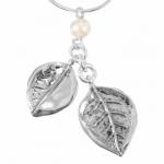 Колье Deno из серебра с жемчугом 01N1585PL
