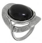 Кольцо Deno из серебра с ониксом 01R1907ON