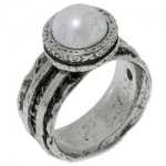 Кольцо Deno из серебра с 01R1775PL