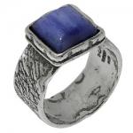 Кольцо Deno из серебра с кианитом 01R1891KT