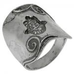 Кольцо Deno из серебра 01R2026