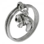 Кольцо Deno из серебра  01R2352
