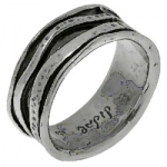 Кольцо Deno из серебра 01R496