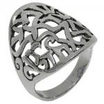 Кольцо Deno из серебра 01R686