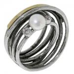 Кольцо Deno из серебра MVR1415GPL