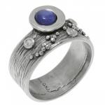 Кольцо Deno из серебра с кианитом MVR1520KT