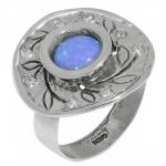 Кольцо Deno из серебра с опалом MVR1532OP