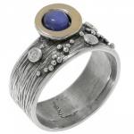 Кольцо Deno из серебра с кианитом MVR1520GKT