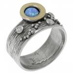 Кольцо Deno из серебра с опалом MVR1520GOP
