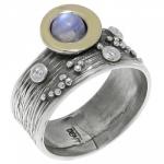 Кольцо Deno из серебра с MVR1520GMS