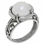 Кольцо Deno из серебра с жемчугом MVR1505PL