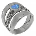 Кольцо Deno из серебра с опалом 01R2302OP