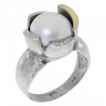 Кольцо Deno из серебра с жемчугом MVR1584GPL