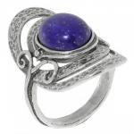 Кольцо Deno из серебра с лазуритом 01R961LZ
