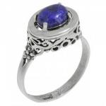 Кольцо Deno из серебра с лазуритом MVR1575LZ