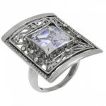Кольцо Deno из серебра MVR774WCZ