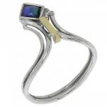 Кольцо Deno из серебра с лазуритом MVR1620GLZ