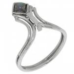 Кольцо Deno из серебра с лабрадором MVR1620LB
