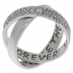Кольцо Deno из серебра 01R2305