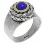 Кольцо Deno из серебра с лазуритом MVR1652GLZ