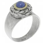 Кольцо Deno из серебра с кианитом MVR1652GKT