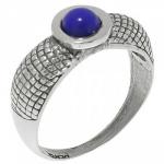 Кольцо Deno из серебра с лазуритом MVR1653LZ