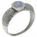 Кольцо Deno из серебра с лунным камнем MVR1653MS