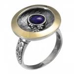 Кольцо Deno из серебра с лазуритом MVR1595GLZ