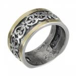 Кольцо Deno из серебра MVR1554G